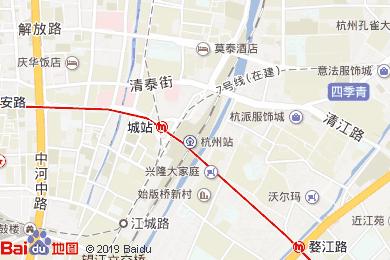 满江红大酒店·婚宴地图