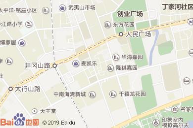 魯海豐大酒店宴會廳地圖