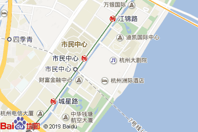 杭州洲际酒店味道餐厅地图