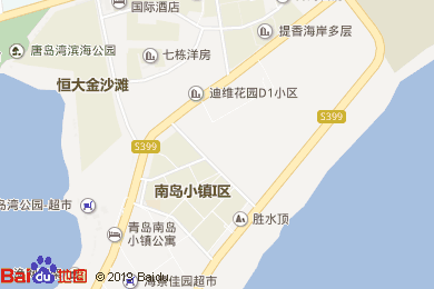 鳳凰南岸酒店地圖