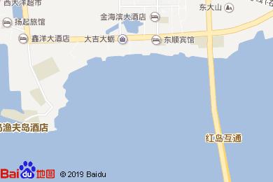 海喜润大酒店地图