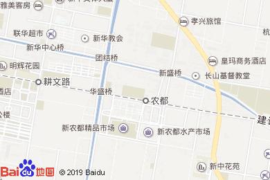 茗可名宾馆-风味餐厅地图