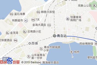 國貿大酒店地圖