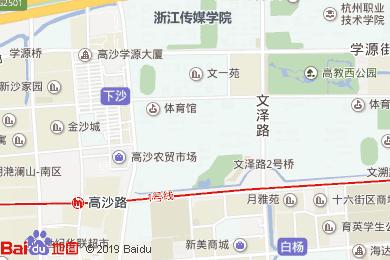 文汇大酒店昌硕中餐厅地图