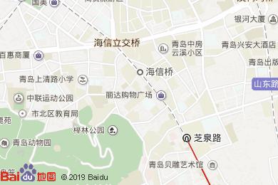 文華國際酒店餐廳地圖
