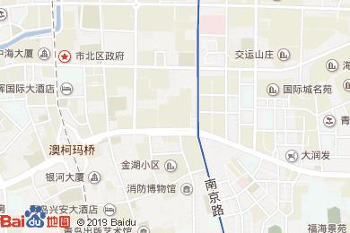城阳鱼歌船水饺酒店地图