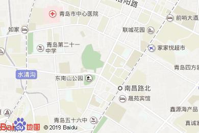 山沟沟特色酒店(九江路店)地图