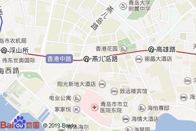 神剑楼宾馆餐厅地图