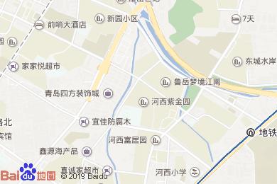 海金匯大酒店地圖