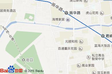 华外大酒店·婚宴地图
