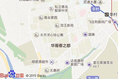 嶗特啤酒店地圖