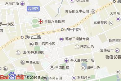 宋家全雞特色酒店(一店)地圖