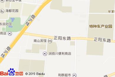 南山宾馆-中餐厅地图