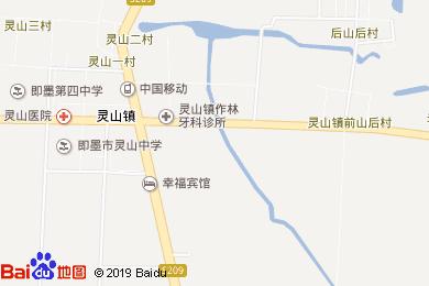 新建大酒店地圖