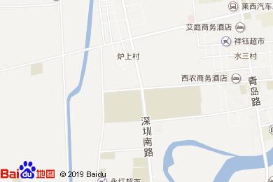 广荣酒店地图