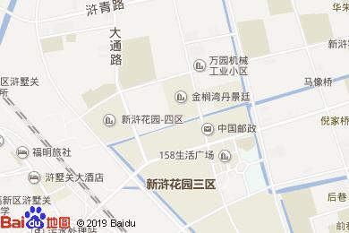 金沙港大酒店地圖