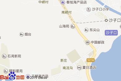 海明威國際商務酒店·婚宴(沙子口店)地圖