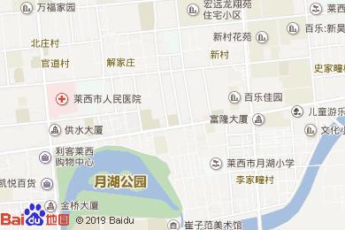 順祥酒店(威海東路店)地圖