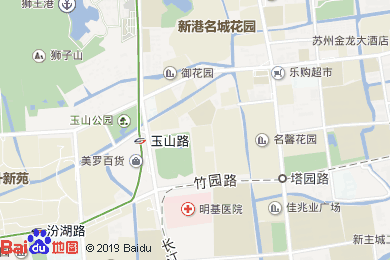 石湖大酒店地图