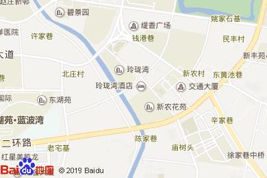 中油泰富國際酒店嘉佩樂自助餐廳地圖