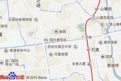 冠云大酒店(婚宴)地圖
