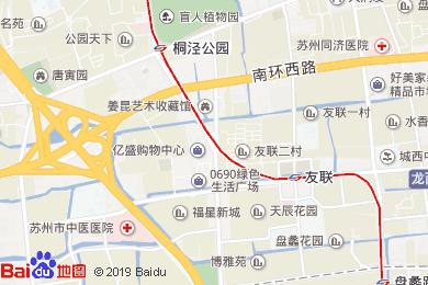 七欣天餐飲連鎖酒店地圖