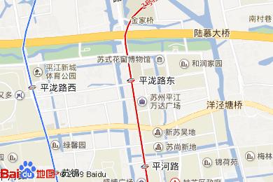 江南四季酒店-大堂地圖
