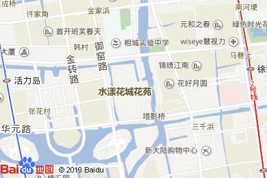 川越大酒店地圖