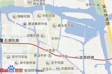 草原小毛驢酒店地圖