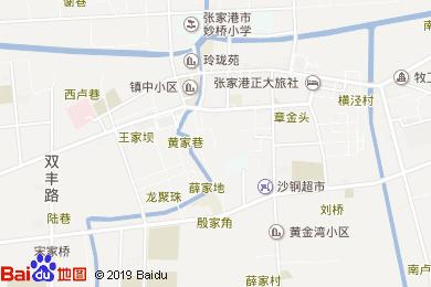 江南酒店(妙桥店)地图
