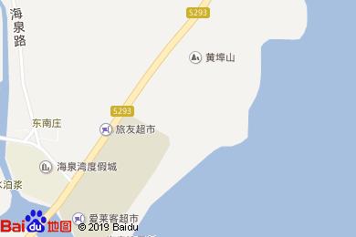 海泉灣維景大酒店千味居中餐廳地圖