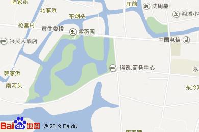龍庭大酒店地圖
