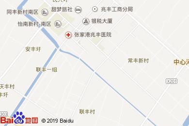 兆賓酒店地圖