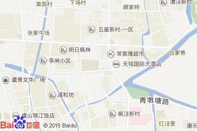 常熟天銘國際大酒店宴會廳地圖