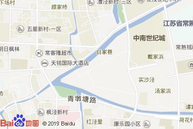 韓居主題酒店餐飲店地圖
