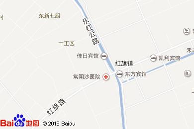 歡聚一堂酒店地圖