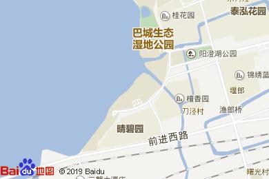 阳澄湖费尔蒙酒店芦苇吧地图