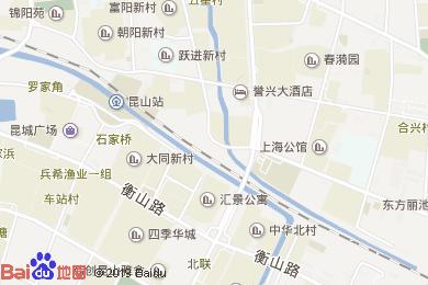 譽興大酒店餐飲部地圖