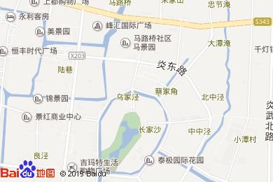 华美达广场酒店-大堂吧地图