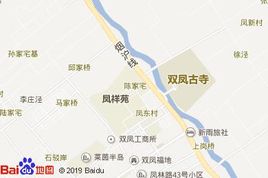 金雙鳳大酒店地圖