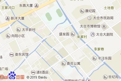 錦江國際大酒店咖啡廳地圖