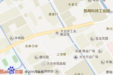 吴地人家大酒店地图