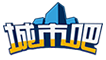 城市吧 Logo
